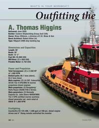 Marine News Magazine, page 32,  Oct 2020
