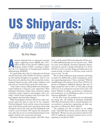 Marine News Magazine, page 34,  Oct 2020