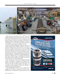 Marine News Magazine, page 35,  Oct 2020