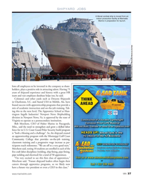 Marine News Magazine, page 37,  Oct 2020