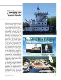 Marine News Magazine, page 45,  Oct 2020