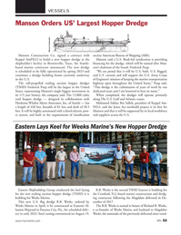 Marine News Magazine, page 55,  Oct 2020