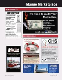 Marine News Magazine, page 63,  Oct 2020