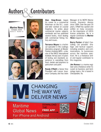Marine News Magazine, page 6,  Oct 2020