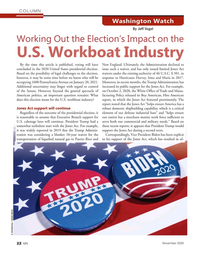 Marine News Magazine, page 22,  Nov 2020