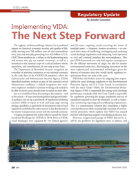Marine News Magazine, page 26,  Nov 2020