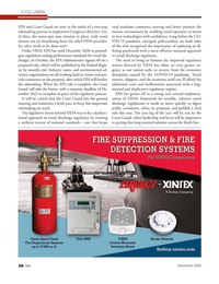 Marine News Magazine, page 28,  Nov 2020