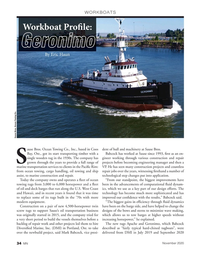 Marine News Magazine, page 34,  Nov 2020