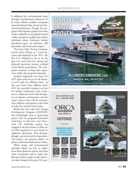 Marine News Magazine, page 43,  Nov 2020