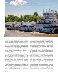Marine News Magazine, page 46,  Nov 2020
