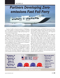 Marine News Magazine, page 65,  Nov 2020