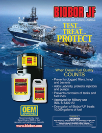 Marine News Magazine, page 3rd Cover,  Nov 2020