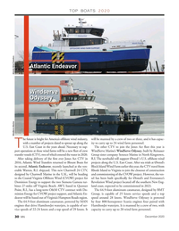 Marine News Magazine, page 30,  Dec 2020