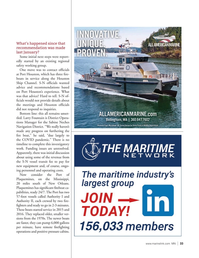 Marine News Magazine, page 33,  Jan 2021