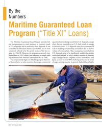 Marine News Magazine, page 8,  Mar 2021