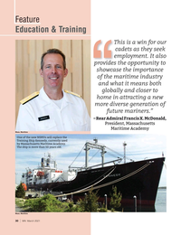 Marine News Magazine, page 30,  Mar 2021