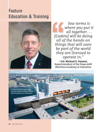 Marine News Magazine, page 32,  Mar 2021