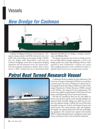 Marine News Magazine, page 40,  Mar 2021