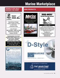 Marine News Magazine, page 45,  Mar 2021