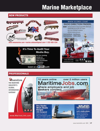 Marine News Magazine, page 47,  Mar 2021