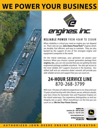 Marine News Magazine, page 3rd Cover,  Mar 2021