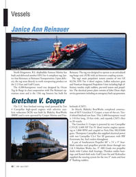 Marine News Magazine, page 42,  Apr 2021