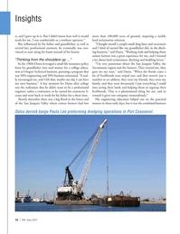 Marine News Magazine, page 12,  May 2021