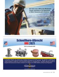 Marine News Magazine, page 13,  May 2021