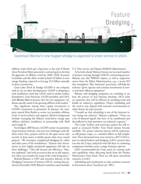 Marine News Magazine, page 25,  May 2021