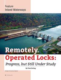 Marine News Magazine, page 30,  May 2021