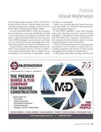 Marine News Magazine, page 33,  May 2021
