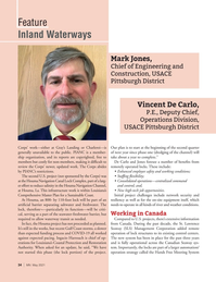 Marine News Magazine, page 34,  May 2021