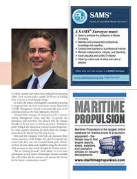 Marine News Magazine, page 35,  May 2021