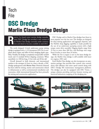 Marine News Magazine, page 37,  May 2021