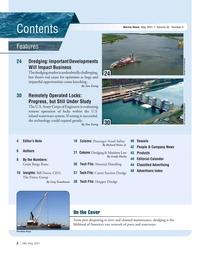 Marine News Magazine, page 2,  May 2021