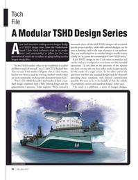 Marine News Magazine, page 38,  May 2021