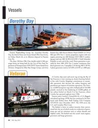Marine News Magazine, page 40,  May 2021