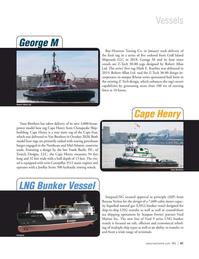 Marine News Magazine, page 41,  May 2021