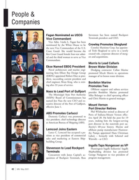 Marine News Magazine, page 42,  May 2021