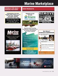 Marine News Magazine, page 45,  May 2021