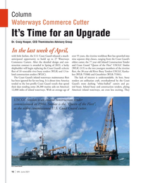 Marine News Magazine, page 16,  Jun 2021
