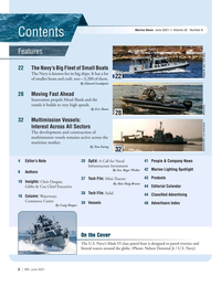 Marine News Magazine, page 2,  Jun 2021