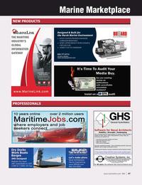 Marine News Magazine, page 47,  Jun 2021