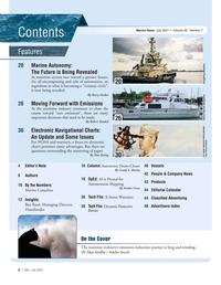 Marine News Magazine, page 2,  Jul 2021