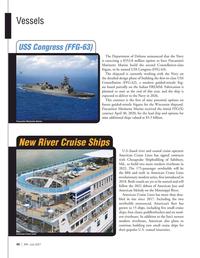 Marine News Magazine, page 40,  Jul 2021