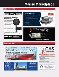 Marine News Magazine, page 47,  Jul 2021