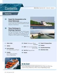 Marine News Magazine, page 2,  Sep 2021