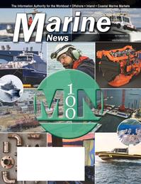 Marine News Magazine Cover Oct 2021 - MN100