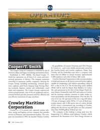 Marine News Magazine, page 50,  Oct 2021