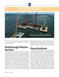 Marine News Magazine, page 54,  Oct 2021